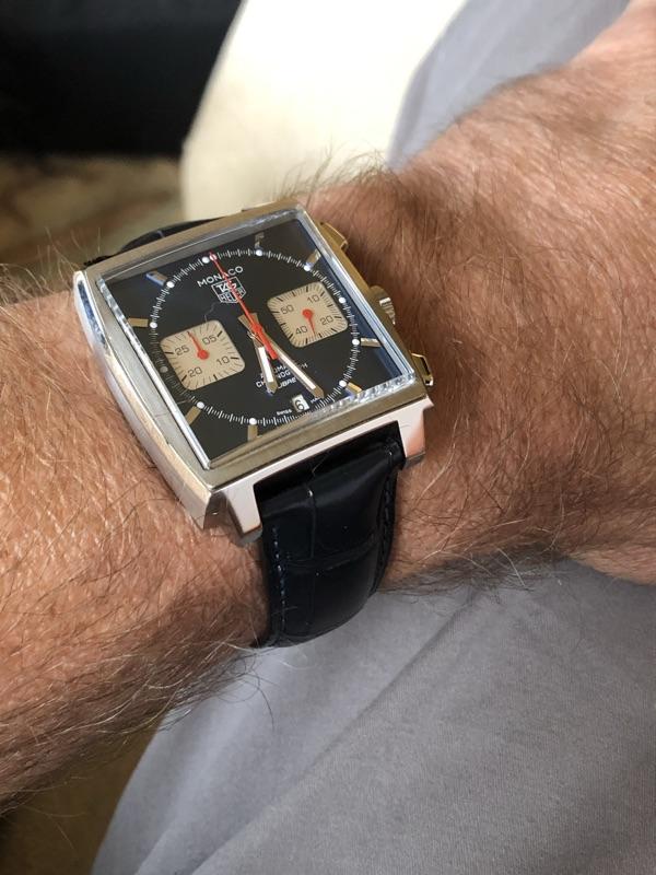 Monaco wrist